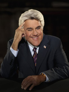 Jay Leno Signs Deal to Host The Tonight Show Again