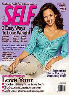 Sugar Shout Out: Jessica Alba Says Yes to the Stretch (Marks)