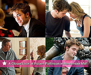 A Closer Look at Robert Pattinson in Remember Me!