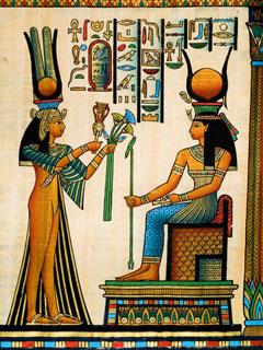 Egyptians' Lead Eyeliner Was Antibacterial 2010-01-20 04:00:14