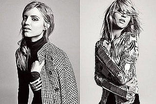 Photos of Glee's Dianna Agron in Interview Magazine 2010-01-21 15:30:42