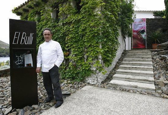 Ferran Adria to Close El Bulli Restaurant For Two Years