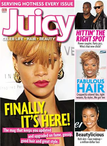 Celeb Mag For African-American Women — Love It or Leave It?