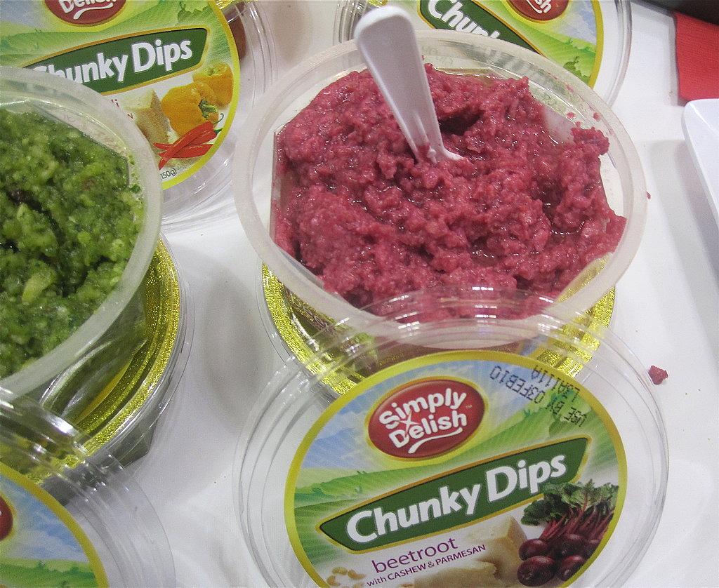 Hummus Alternatives