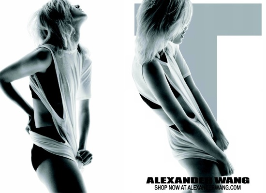 Photo of Alexander Wang T 2010 Spring Ad Campaign
