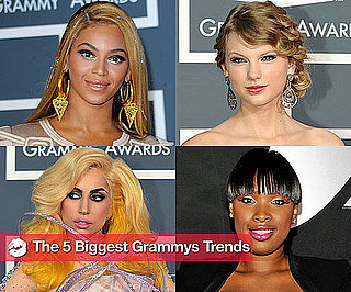 Hair and Makeup Trends From the Grammys