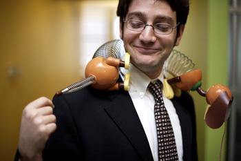 Geeks We Love: Jeff Rubin From College Humor