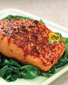 Easy Flavorful Roasted Salmon Recipe