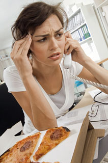 Stress Causes Acne, Hair Loss, Graying