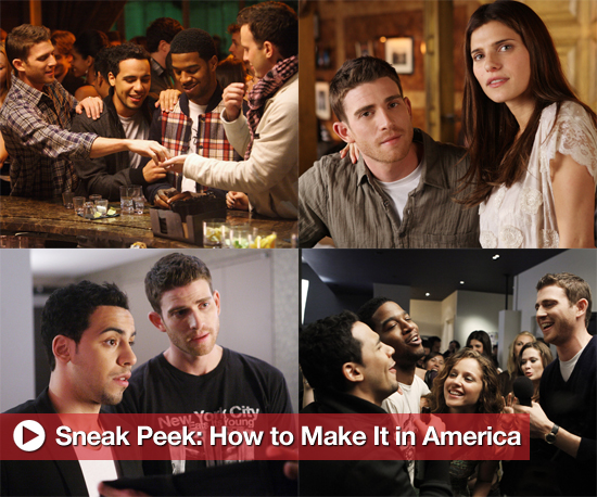 Sneak Peek Photos From the Season Premiere of HBO's New Series How to Make It in America