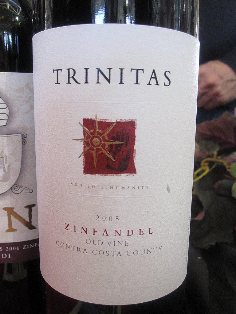 Trinitas affordable Zin is worth seeking out and tasting.