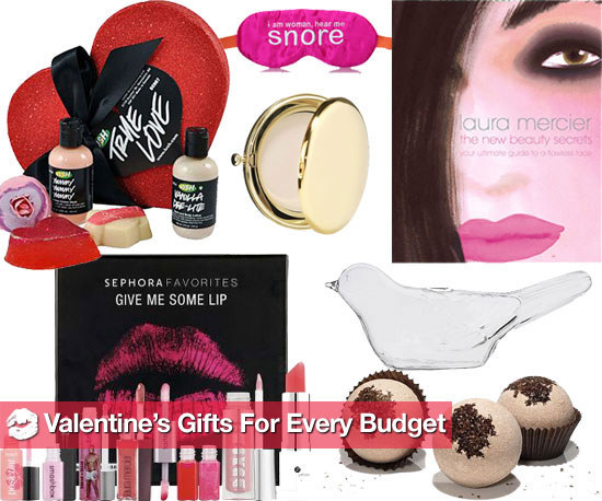 Valentine's Day Gift Ideas For Girlfriends