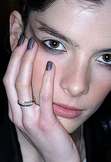 Matte Nail Polish Trend for Fall 2010