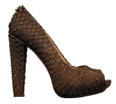 House of Harlow 1960 Spring 2010 Shoe Collection