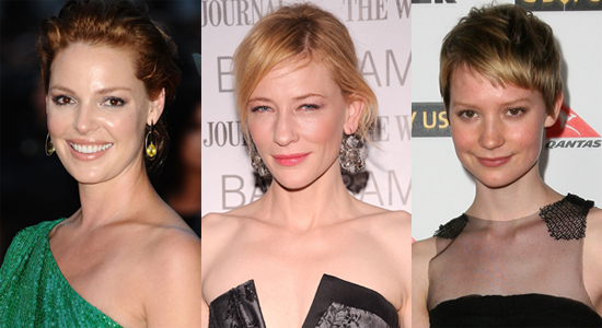 Katherine Heigl Signs on for One for the Money; Cate Blanchett Joins Hanna; Amber Tamblyn to Star in Danny Boyle's 127 Hours 2010-02-09 10:30:43
