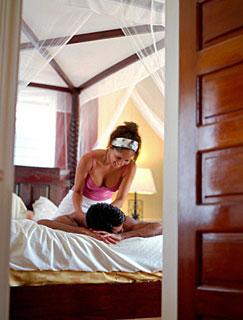 Valentine's Day Massage Checklist