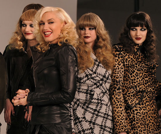 Photos From the Fall 2010 L.A.M.B. Collection