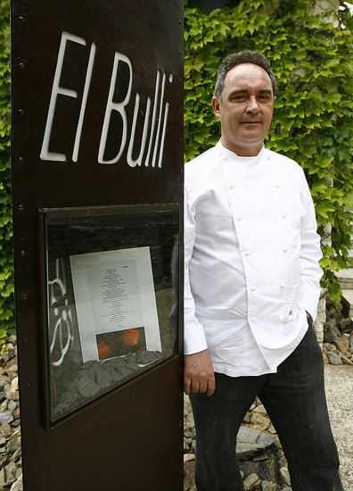 El Bulli Will Close Permanently