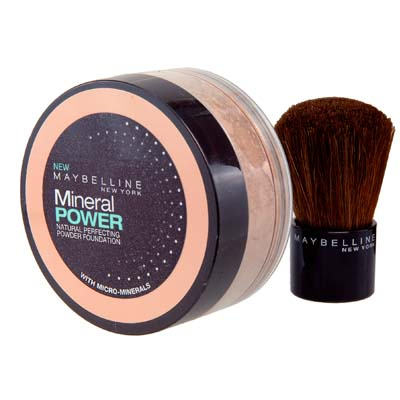 Maybeline Mineral Power Natural Perfecting Powder Foundation