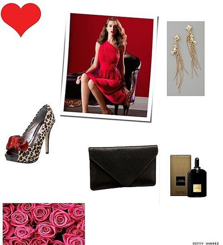 Valentines Day Look 1- Dinner