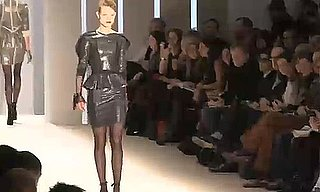 FabTV: What's Fab First Look, Edition Georges Chakra at New York Fashion Week