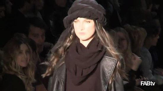 Charlotte Ronson Fall 2010 Collection at New York Fashion Week Whats Fab First Look