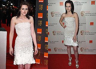 Photos of Kristen Stewart at the 2010 BAFTAs