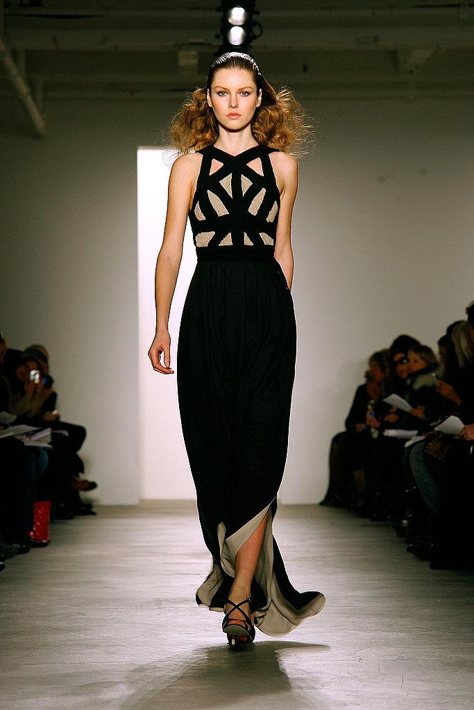 New York Fashion Week: Juan Carlos Obando Fall 2010