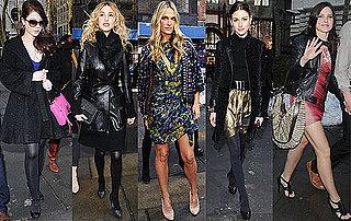 Celebrities at New York Fashion Week 2010-02-15 16:00:08