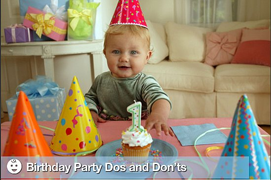 What's Your Birthday Party Do and Don't?