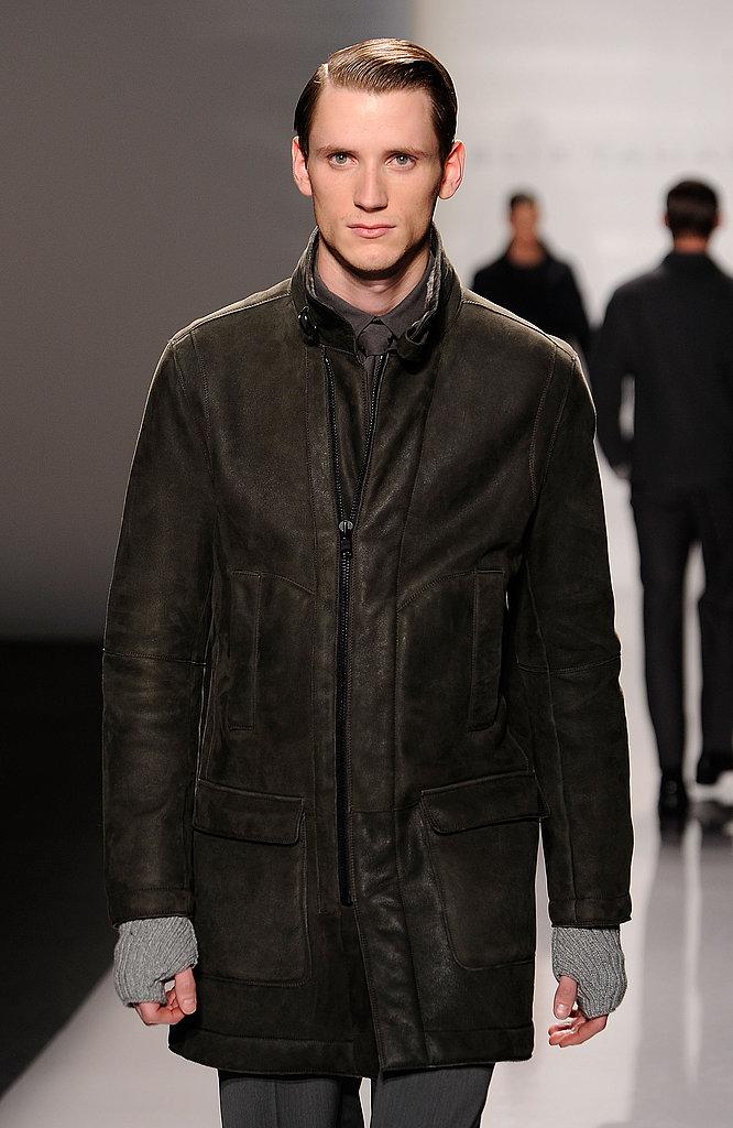 New York Fashion Week: Elie Tahari Fall 2010