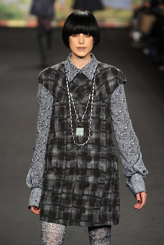 New York Fashion Week: Anna Sui Fall 2010