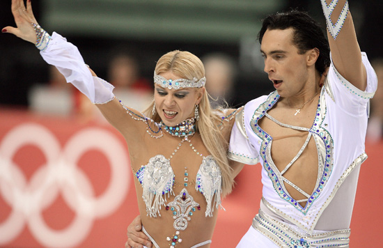 Elena Grushina and Ruslan Goncharov, Turin 2006