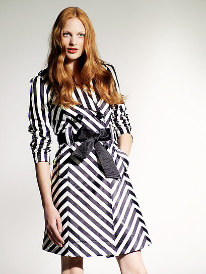 Photos of Giles for New Look, Spring 2010