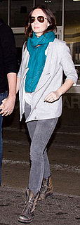 Emily Blunt Style 2010-02-19 16:00:00