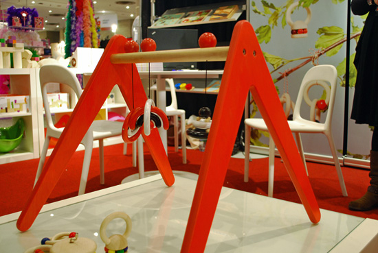 Will you buy Kid-O's wooden play gym?