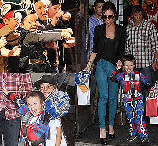 Photos of Cruz Beckham's Birthday
