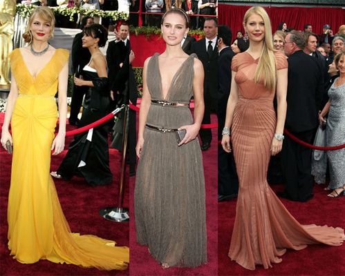 The Best Oscars Frocks from the Past Decade