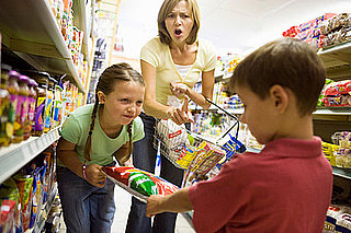 Babysitting at Grocery Store