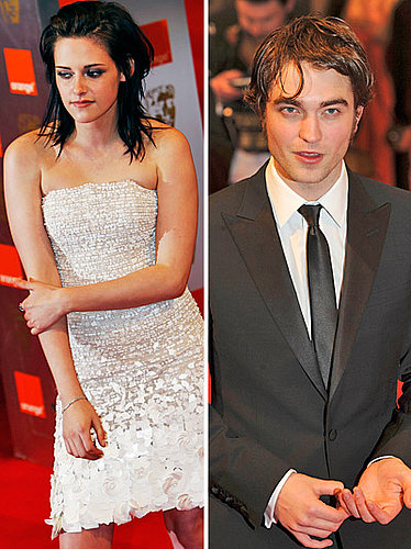 Robert 'delighted' about Kristen's win