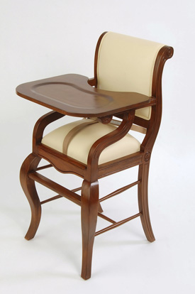 Fancy Wooden High Chairs
