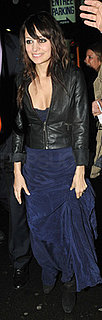 Nicole Richie Wears Winter Kate