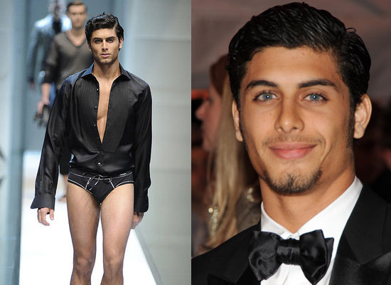 Do Male Models Turn You On?