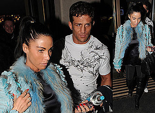 Photos of Jordan Kate Price and Alex Reid in London, Alex Defends Bad Mother Allegations After Princess Wearing Makeup Pictures