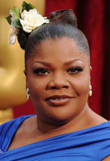 Mo'Nique Is the 2010 Oscar Winner For Best Supporting Actress For Precious
