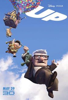 Up Wins Best Animated Feature at the 2010 Oscars 2010-03-07 18:00:51