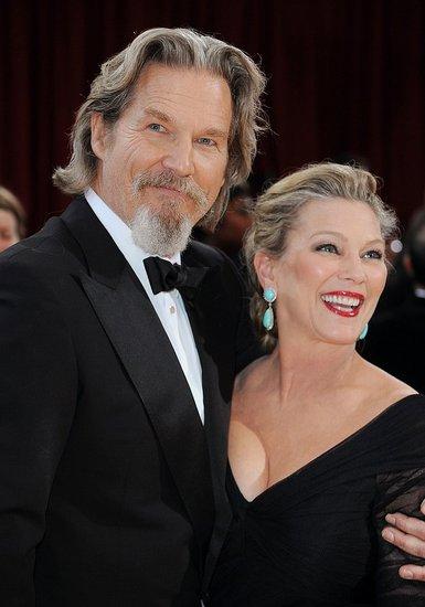 Jeff Bridges Wins Best Actor
