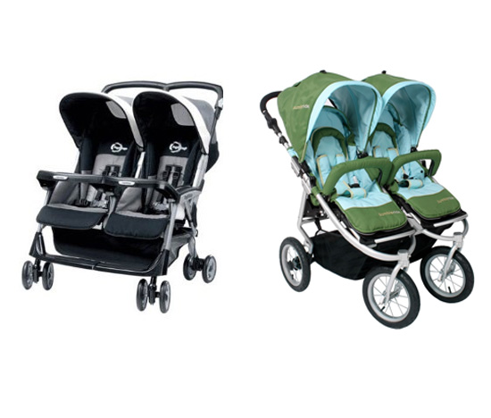 Do you prefer the old or the new Bumbleride Indie Twin?