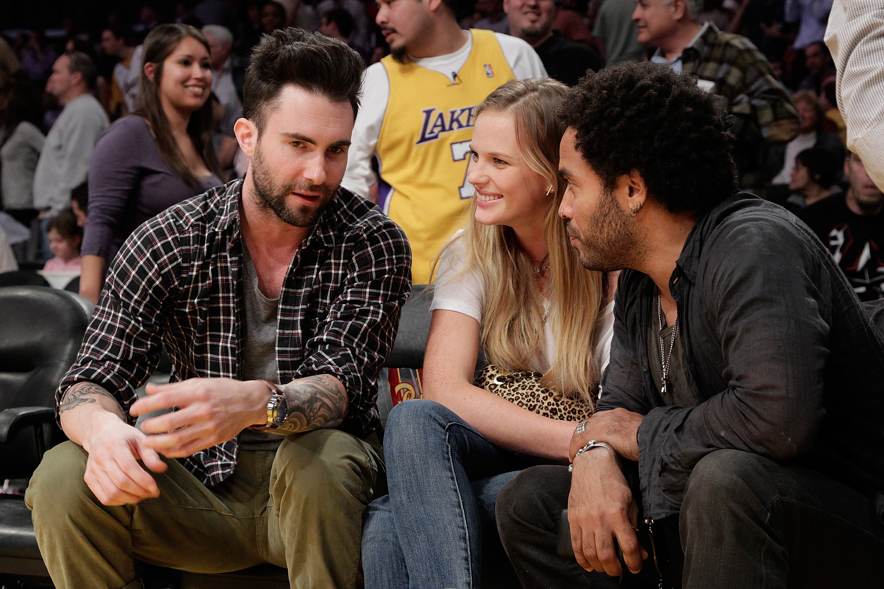 Photos from Lakers