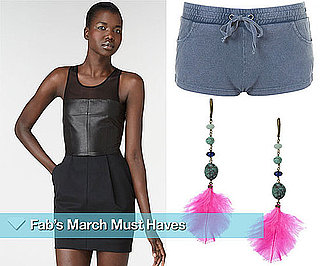 Fab's March Must Haves
